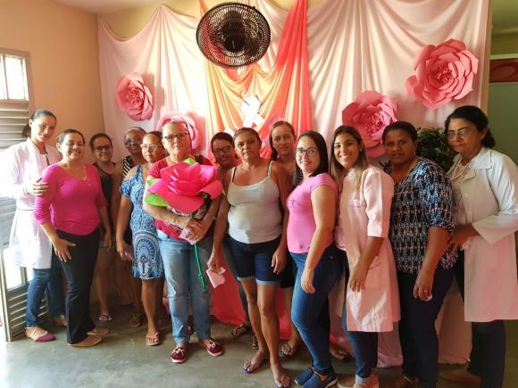 Outubro Rosa: Prefeitura realiza mais uma programação de saúde da mulher