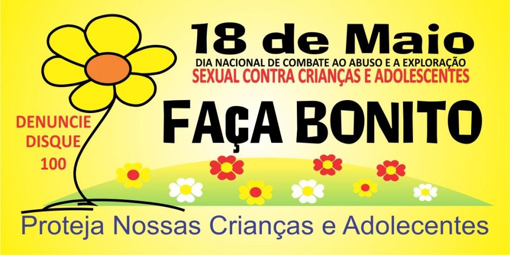 Assunção realiza ações de Combate ao Abuso e a Exploração Sexual contra crianças e adolescentes
