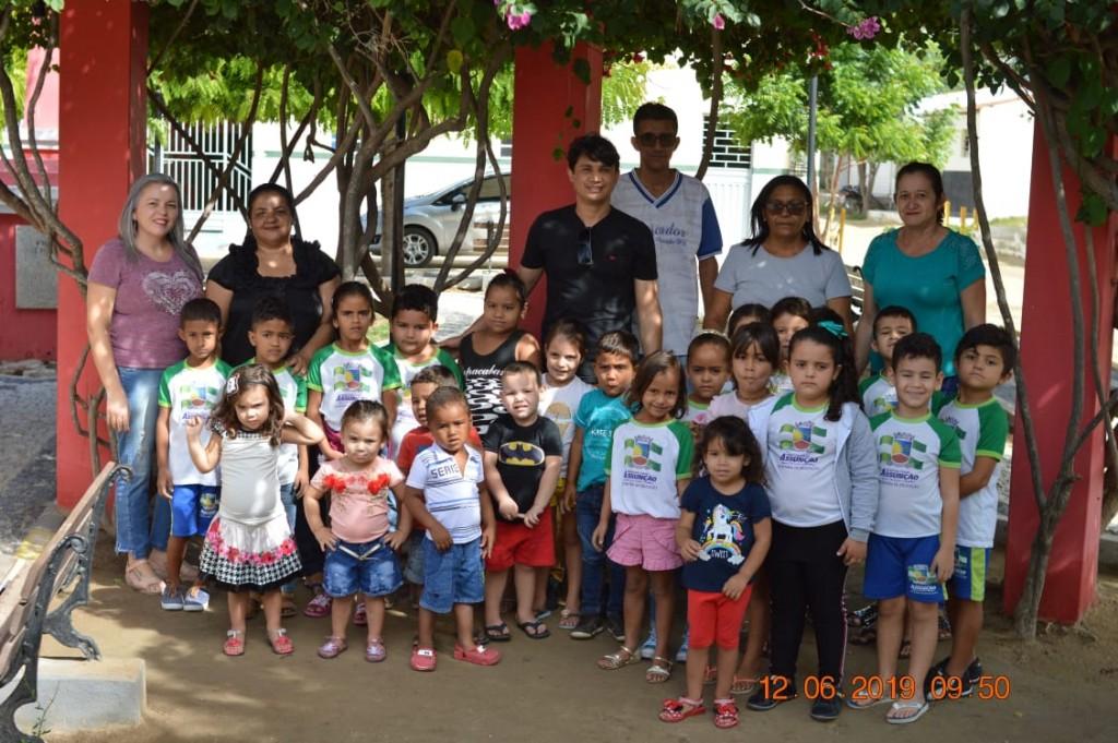 Educação promove conscientização sobre meio ambiente
