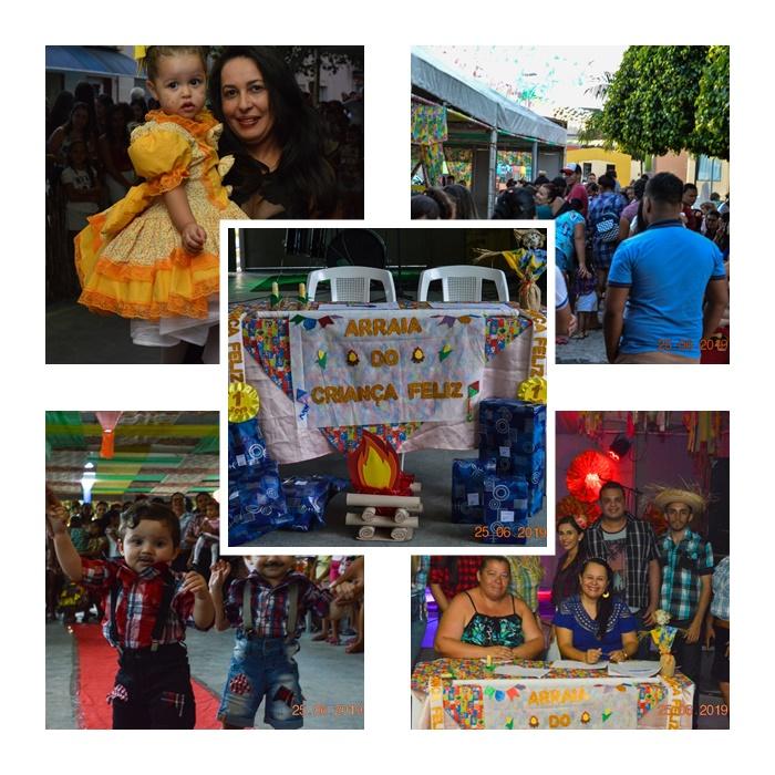 Programa Criança Feliz promove festividade e comemora metas atingidas