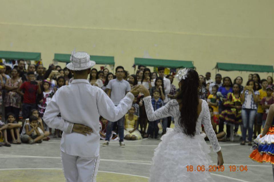 Evento de São Pedro envolve todas as escolas