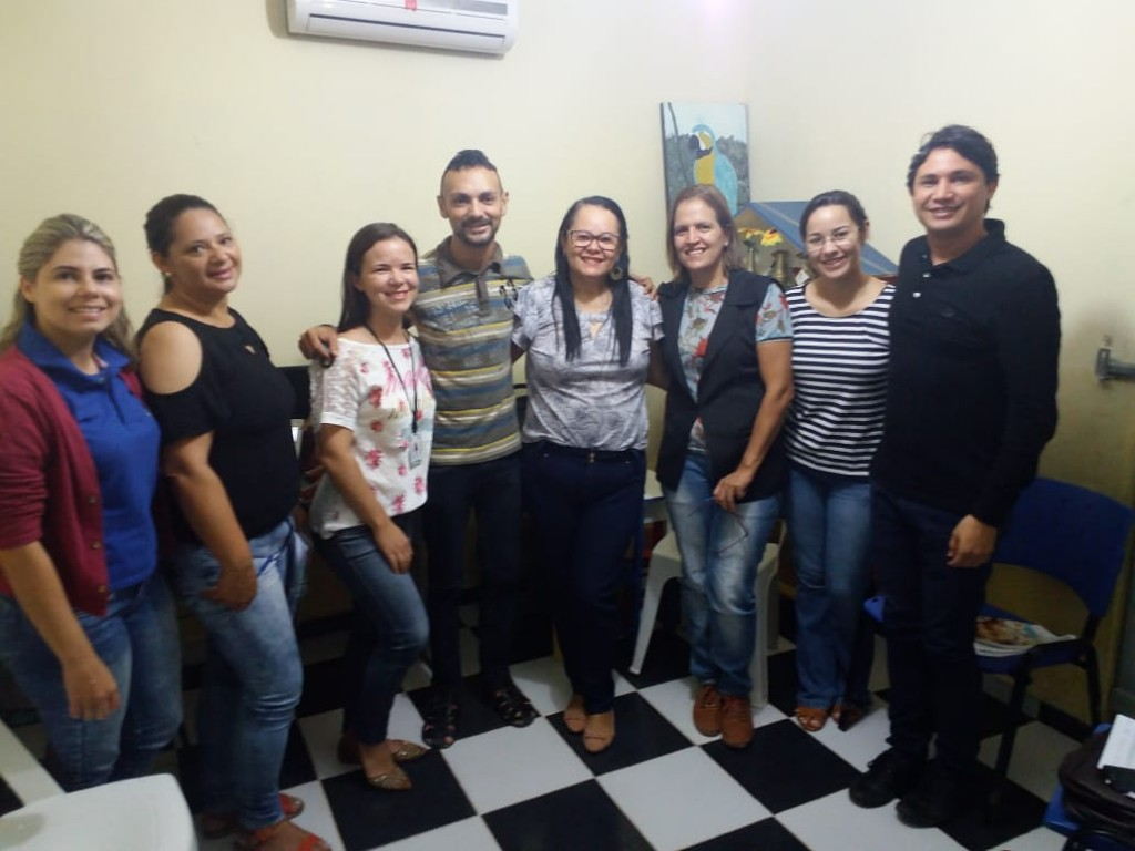 Na luta pelo Selo Unicef - Município Aprovado