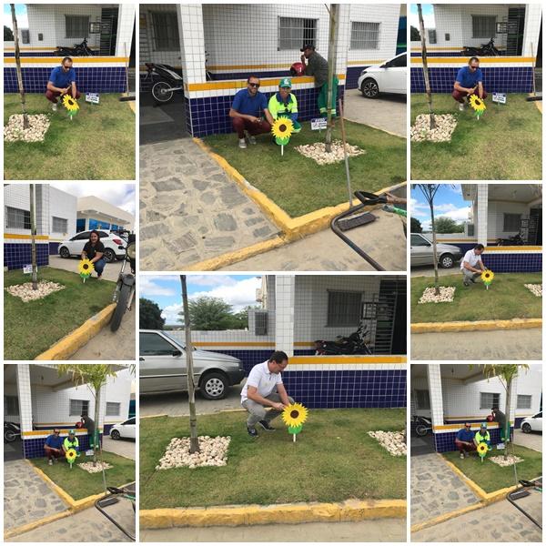 Prefeitura de Assunção intensifica ações pela vida no setembro amarelo