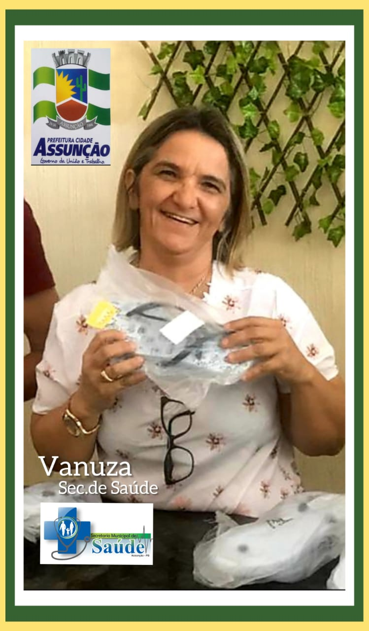 Gestora da saúde parabeniza servidores - Confira