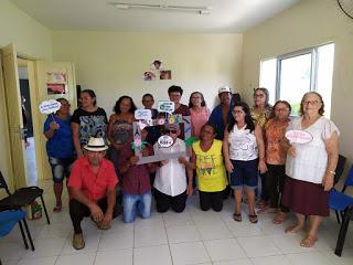 Secretaria de Assistência Social de Assunção faz festa em comemoração ao dia do idoso