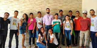 Prefeitura de Assunção mobiliza jovens para a retirada de título de eleitor