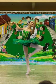 Terceira edição do Espetáculo da Academia Municipal de Ballet aconteceu nesta sexta-feira em Assunção