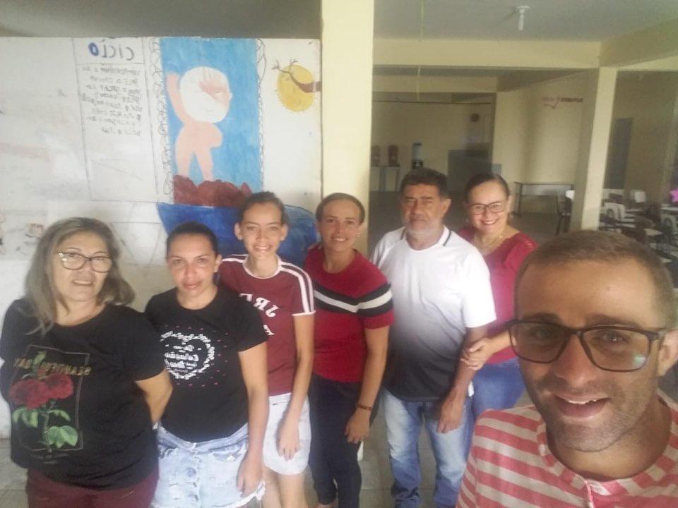ASSUNÇÃO: Serviço de Convivência e Fortalecimento de Vínculos (SCFV) retomam atividades