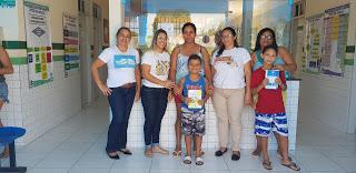 Secretaria de Saúde de Assunção realizou Dia D de vacinação contra o Sarampo