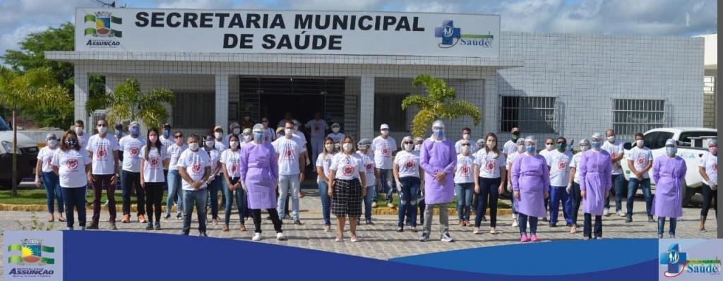 Durante aniversário da cidade Governo entrega itens de higiene pessoal para garantir combate ao coronavírus