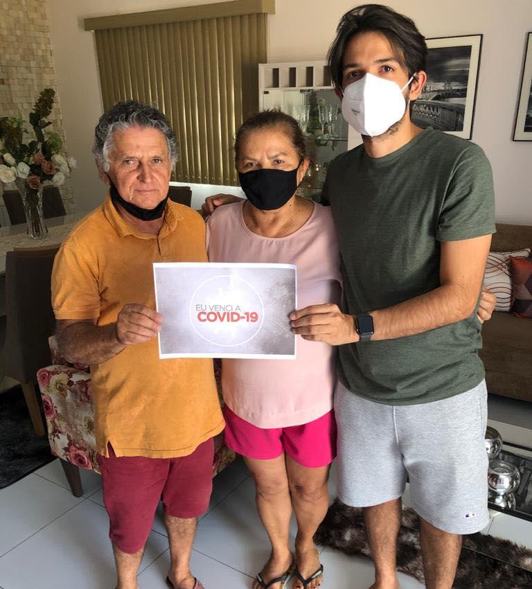 Prefeito, primeira dama e vice-prefeito de Assunção vencem a Covid-19